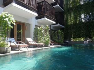 The Oasis Lagoon Resort Sanur Bali