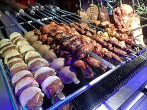Brazilian BBQ at Pica Tapas Restaurant