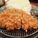 Tonkatsu pork cutlets in Tokyo