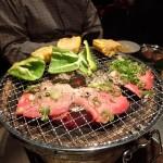 Don Don Yakiniku BBQ Restaurant Kabukicho Shinjuku Tokyo
