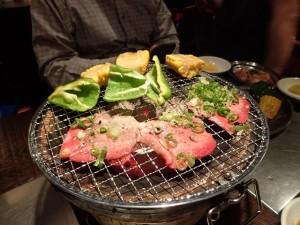 Don Don Yakiniku Restaurant Kabukicho Shinjuku Tokyo