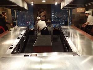 Misono Kobe Teppanyaki Restaurant Shinjuku Tokyo