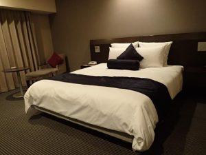 Room at ANA Crowne Plaza Hotel Hiroshima