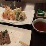 Tasty Japanese food at Omborato Restaurant Shinjuku