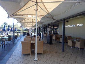 Pub food at Greystanes Hotel Sydney