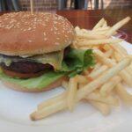 Pub food at the Commercial Hotel Parramatta