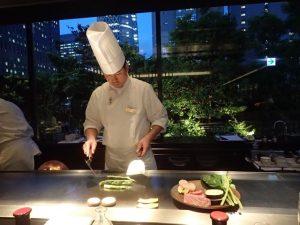 Yamanami Teppanyaki Restaurant Shinjuku