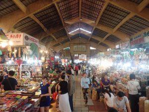 Ben Thanh Markets Saigon
