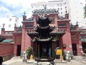 Jade Emperor Pagoda Saigon