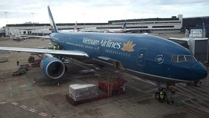 Vietnam Airlines Business Class Sydney to Ho Chi Minh City