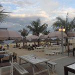 The Holiday Beach Club beach bar Danang