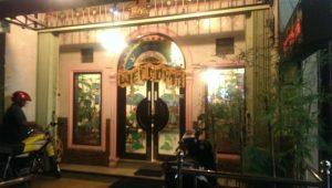Cahaya Baru Indian Restaurant Medan Sumatra