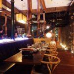 Inside Guhng Korean Restaurant Melbourne