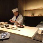 Junisoh Sushi Bar Restaurant Shinjuku Tokyo