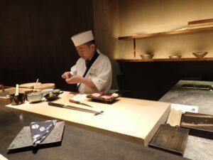 Junisoh Sushi bar Tokyo