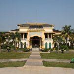 Maimoon Palace Medan Sumatra Indonesia