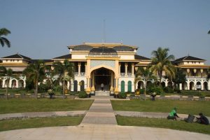 Maimoon Palace Medan Sumatra