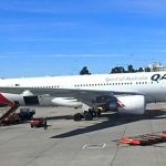 Qantas Business Class Melbourne to Sydney A330-200