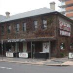 Rose and Crown Hotel Pub Parramatta Sydney