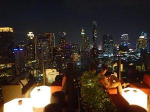 Char Rooftop Bar Bangkok