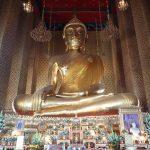 Wat Kalayanamitra Temple Bangkok