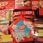Hundreds of Kit Kat Flavours in Japan