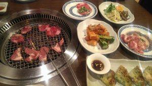 Kudara BBQ Restaurant Kabuki-cho Shinjuku
