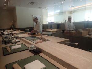 Miyako Sushi Restaurant Shinjuku Tokyo