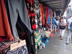 Pratunam Clothing Market Bangkok