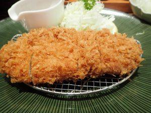 Tonkatsu at Maisen Japanese Restaurant Bangkok
