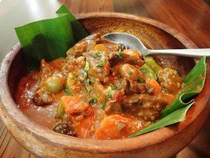 Beef Kaldereta Filipino Food