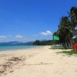 No ATM cash machines in Sabang Beach Palawan Island