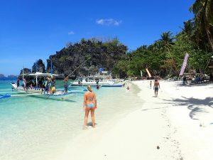 Papaya Beach El Nido