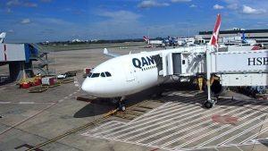 Flight review Qantas Sydney to Manila