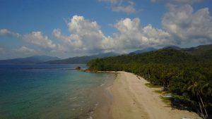 Sabang Beach Palawan Island Philippines