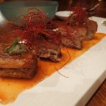 Pork Belly at Nobu Japanese Restaurant Manila
