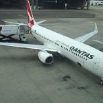 Qantas Business Class Sydney to Gold Coast