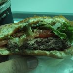 Great Burger at the Burger Project Melbourne CBD