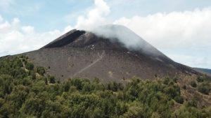 Anak Krakatau Volcano Indonesia