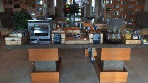Buffet Breakfast at Grand Hyatt Bali