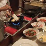 Buffet Breakfast at Grand Hyatt Hotel Jakarta