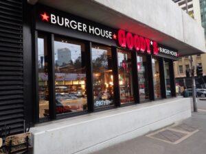 Goody's Burger House Melbourne