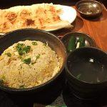 Gyoza meal at BLG Gyoza Pub Shinjuku