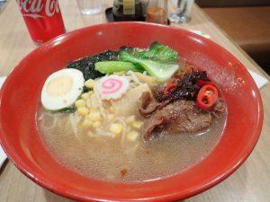 Ramen at Condor Japanese Noodle Restaurant Sydney