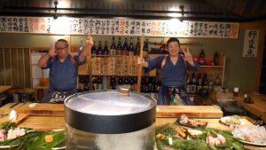 Roppongi Robataya Restaurant Tokyo