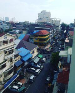 Pub Street 136 Street Phnom Penh