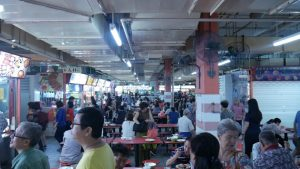 Chinatown Complex Food Centre Singapore