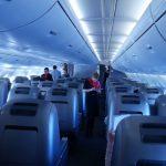 Qantas QF1 Sydney to Singapore Business Class