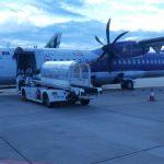 Cambodia Angkor Air Siem Reap to Phnom Penh