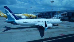 SilkAir B737-800